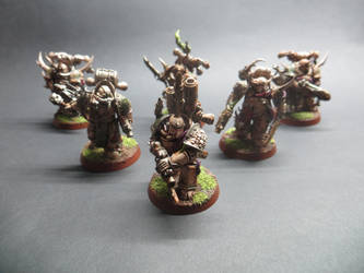 Plague Marines (1) by MOxC