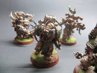 Plague Marines (2) by MOxC