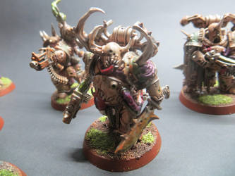 Plague Marines (4) by MOxC