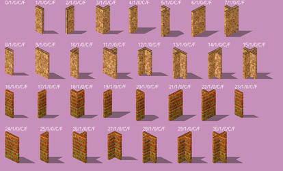 Cork And Slimy Brick Junctions by dreamlessdancer