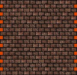 Tiling Bricks Dark by dreamlessdancer