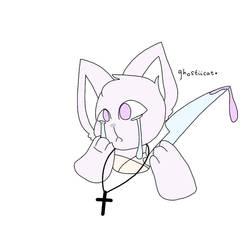 .:Goretober:. Day 6 ~ Martyrdom by ghostiicat