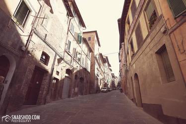 alleys of siena (Siena) by mystic-darkness