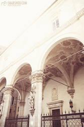 loggia della mercanzia (Siena) by mystic-darkness