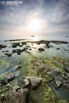 sun submerses (Livorno and Viareggio) by mystic-darkness