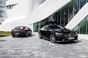 20140814 Mb S500coupe Epicsneakdrive 003 M by mystic-darkness