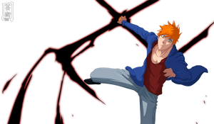 Ichigo s Fullbring by themnaxs
