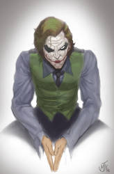wHY sO seRIOuS? by Vulture34
