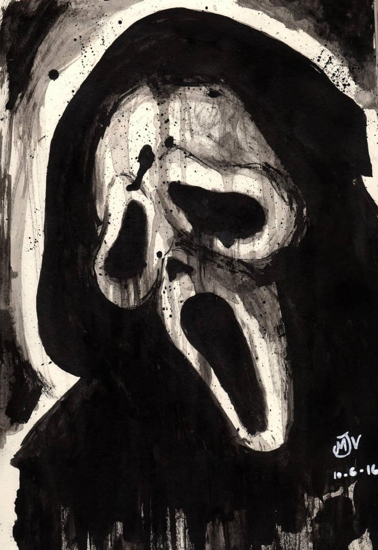 Scream by Vulture34