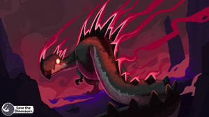Red smoke by Save-The-Dinosaurs