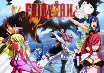 Fairy Tail by St4rburn