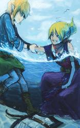 Splash! by warningyou