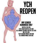 Kassie YCH REOPEN by VoraciousRose
