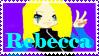 OC: Rebecca Stamp by Skrillexia-TF