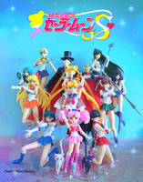 S.H. Figuarts Sailor Moon by smgallery9