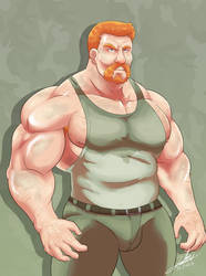 Abraham Ford (Tv show) ver 1 by husky50