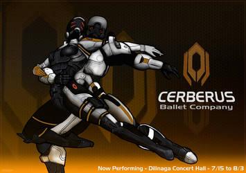 Cerberus Ballet Company by Nissun
