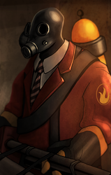 SootSuit Pyro by Nissun