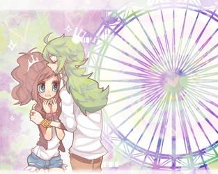 Amusement park by ichigo-tan