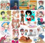 Pokemon dump 7 by ichigo-tan
