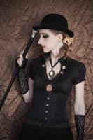 Burlesque Cabaret by Leanan-Bloodflower