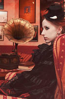 Ears of lost minds by Leanan-Bloodflower