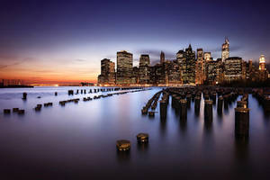 New York City by Durdenyr