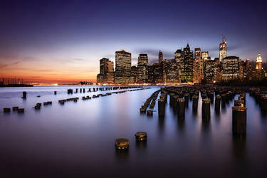 New York City by Durdenyr