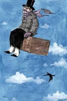 Travelling Trunk by cidaq