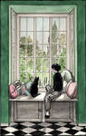 By The Window by cidaq