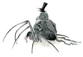 Arachnida by cidaq