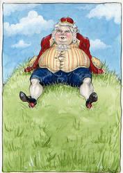 little king Charles... by cidaq