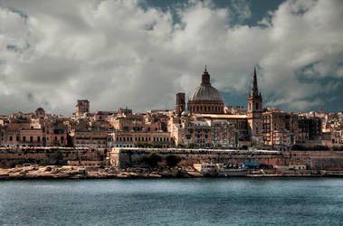 Valletta by ruthsantcortis