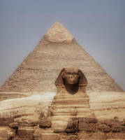 The Great Sphinx by ruthsantcortis