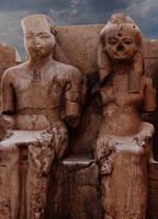 Tutankhamun by ruthsantcortis