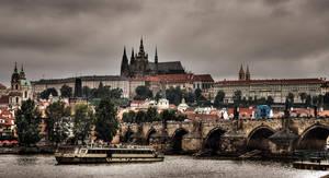 Prague II by ruthsantcortis