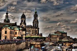 Dresden by ruthsantcortis