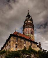 Cesky Krumlov Castle II by ruthsantcortis
