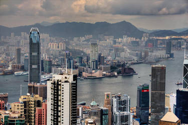 Hong Kong II by ruthsantcortis