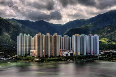 Lantau Island - Hong Kong by ruthsantcortis