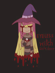 EYELESS WITCH by Castervashira77