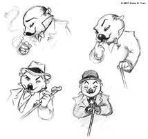 Je suis un petit hamster Belge by tranimation-art