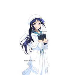Kanan and Umi Edit by ErzaJuliaRinne