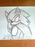 Sonic by LiJacob888