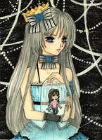 AT: Dark Iris by AkaNezumi