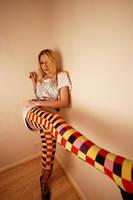 Elmo legs by agabooshka