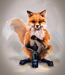 Foxy by FoxyAnt