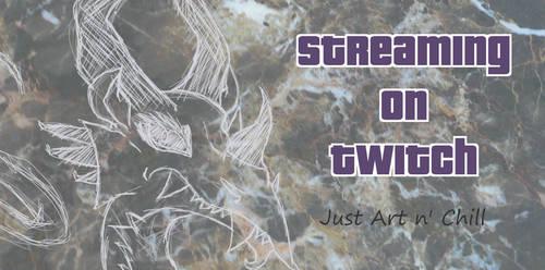 Art Stream OFFLINE by DDeify
