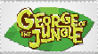 George of the Jungle Stamp by IzaStarArtist17