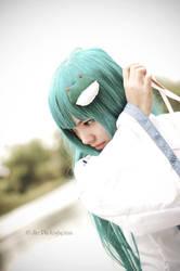 Sanae Kochiya by kyashii4